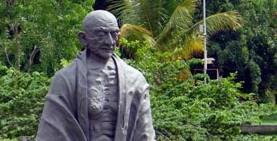 The Magic of Gandhi